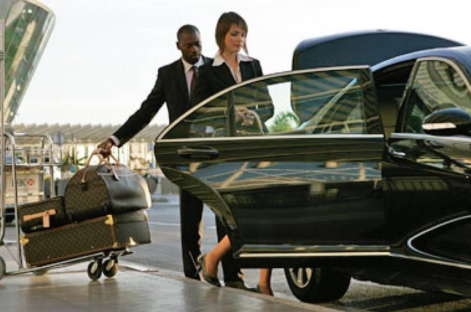 Low Cost Private Transfer From Frankfurt am Main International Airport to Frankfurt City - One Way