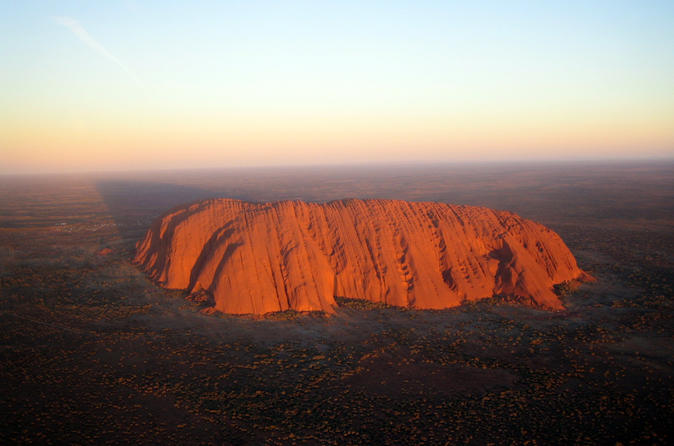 Fixed-Wing Scenic Flight from Uluru (Ayers Rock)