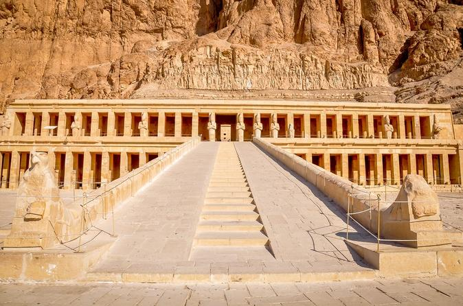 Private Day Tour to Luxor by Car from Hurghada