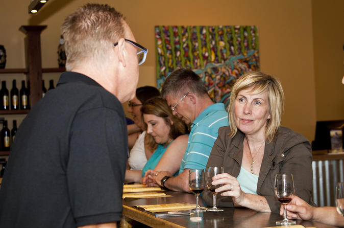SW Michigan Wine Country with Gourmet Lunch