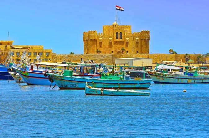 Discover Alexandria With a Private Guide