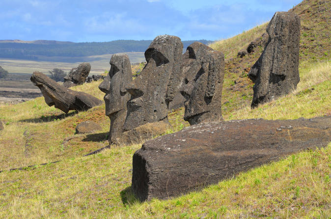 Small-Group Full-Day Easter Island Highlights South and East