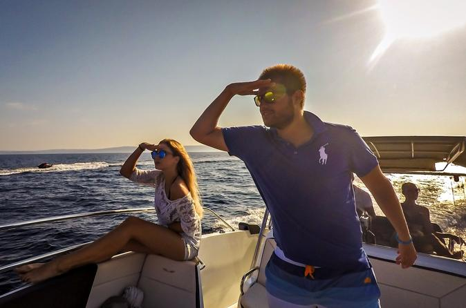 Private Speedboat tour to Island Brac from Split and Trogir