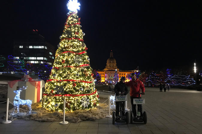 Legislature Lights Segway Adventure