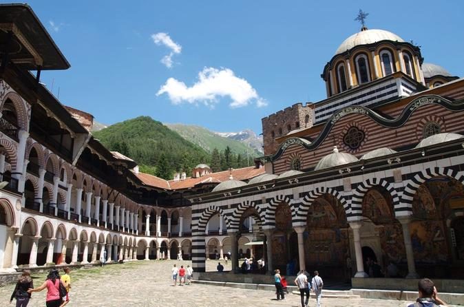 Rila Monastery and Boyana Church Shuttle Tour