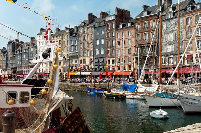 Normandy, Saint-Malo, Mont St-Michel and Chateaux 4-Day Tour
