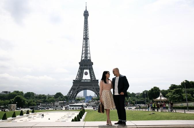 Paris Private Photo Shoot including 200HD Pictures