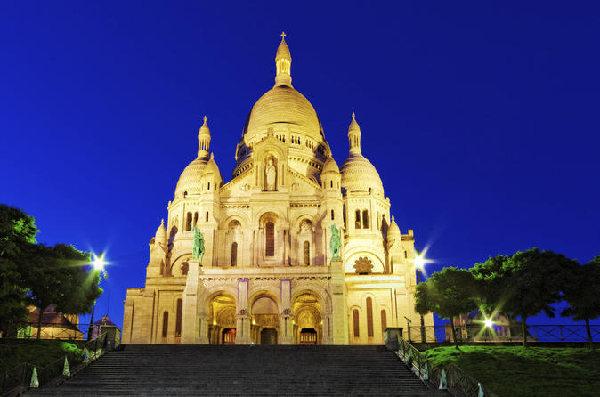Paris Walking Tour of Montmartre District