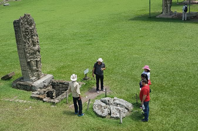2-Day Copan Ruins Tour from San Pedro Sula