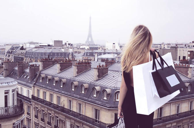 Paris Chic Shopping Tour