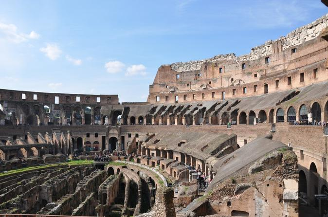 Skip the line Tour Colosseum and Vatican Museum plus optional Private Sightseeing Tour