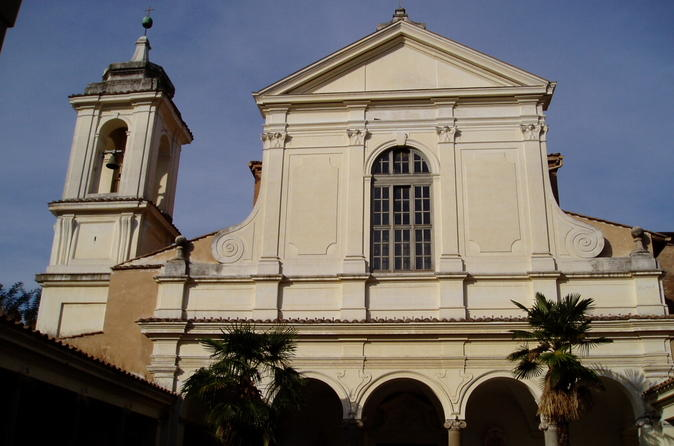Underground of Rome - San Clemente Guided Tour