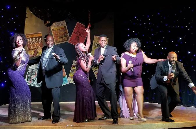 Motor City Musical ? A Tribute to Motown