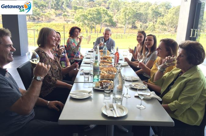 Private McLaren Vale Cellar Secrets Experience from Adelaide Glenelg or Barossa Valley