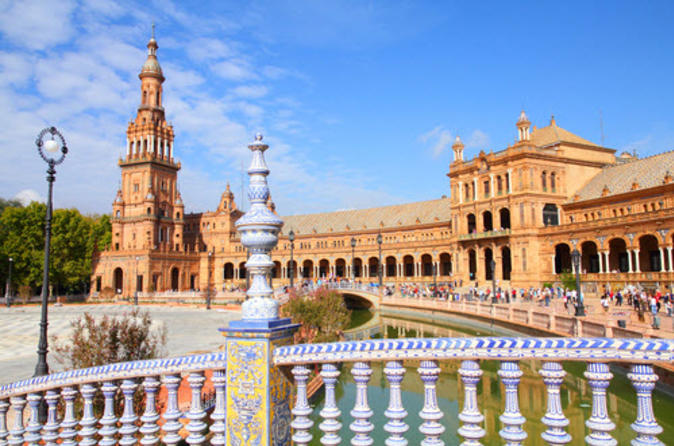 Small Group Tours From Seville