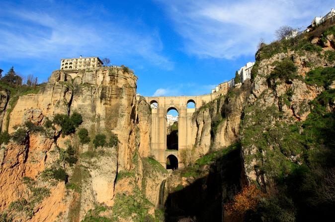 8-Day Spain Tour from Madrid: Cordoba, Seville, Ronda, Costa del Sol, Granada and Toledo