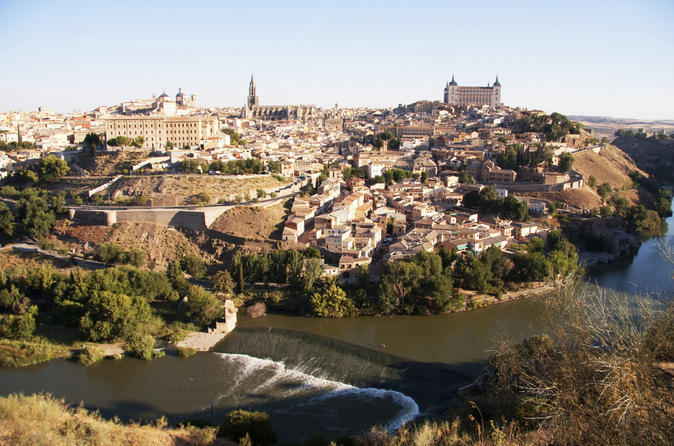 Toledo Small-Group Tour from Madrid with Optional Wine Tasting