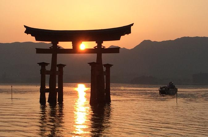 Hiroshima and Miyajima Day Tour from Osaka
