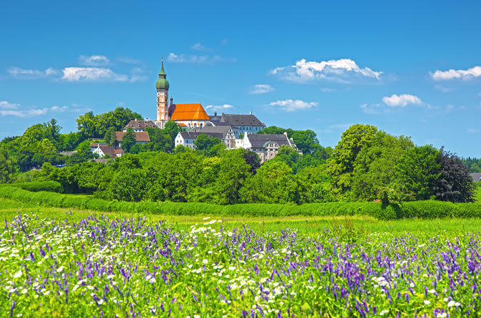 Private Tour: Munich Sightseeing Including Andechs Monastery