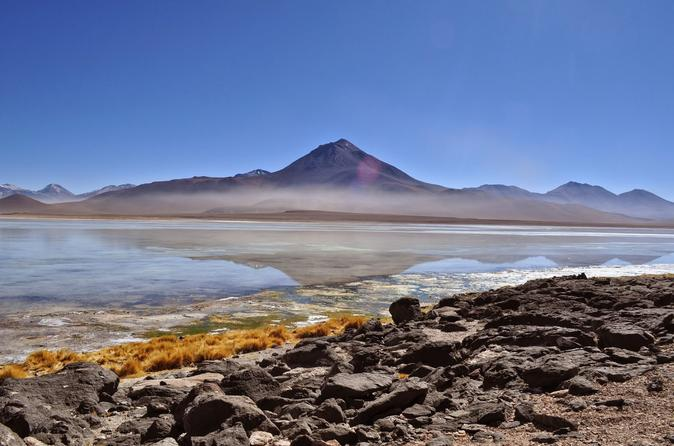 Private Volcano Tunupa and Uyuni Salt Flats Full-Day Tour from Uyuni