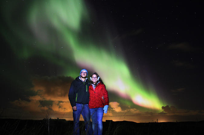 Northern Lights and Stargazing: Small Group tour with Local Guides from Reykjavik