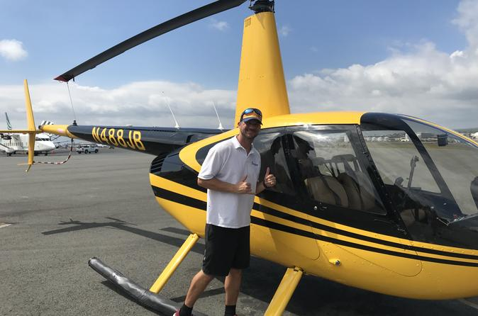 30 Minute Helicopter Tour - Doors on or off