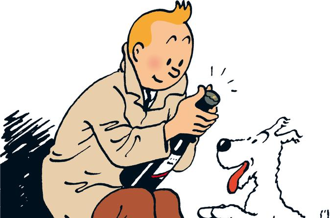 Tintin-comics-tour-to-herg-museum-from-brussels-in-brussels-123017