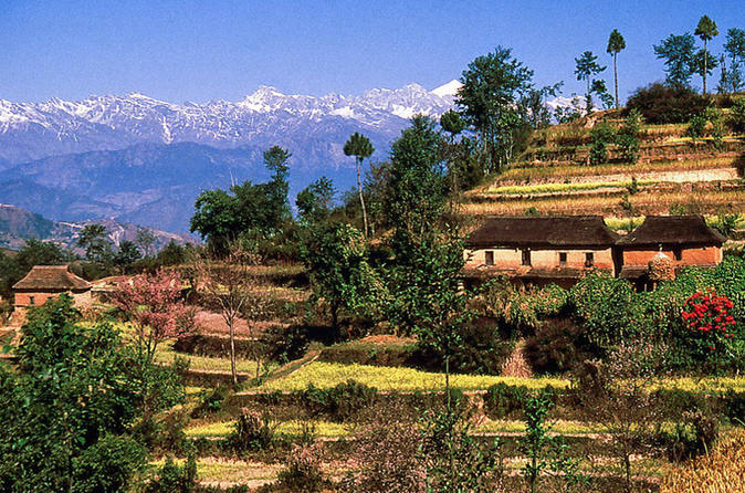 Private Full-Day Hiking Tour in Nagarkot