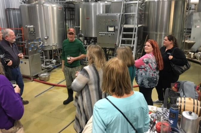 Kansas City Brewery Tour