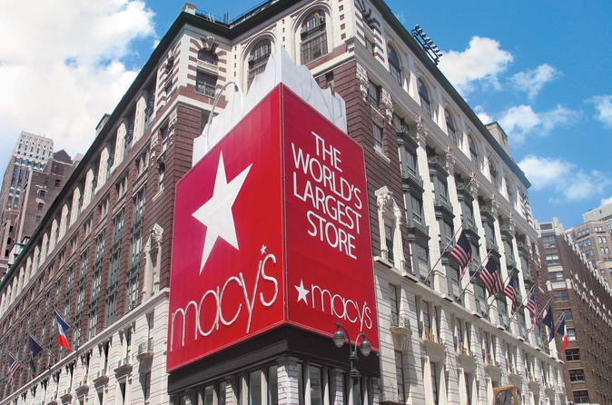 Viator Exclusive: Macy's Herald Square Early Access and Sex and the City Hotspots Tour