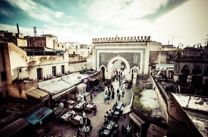 Full-Day Private Tour to Fez from Casablanca
