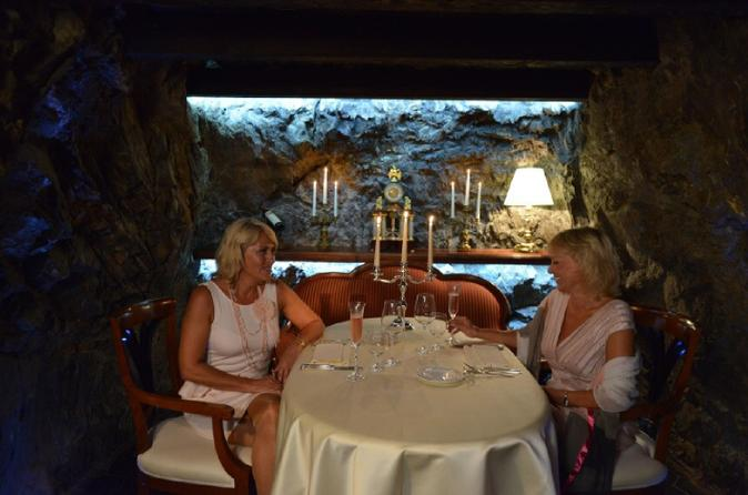 Gourmet-6-course-dinner-at-svat-kl-ra-natural-cave-restaurant-in-in-prague-159671