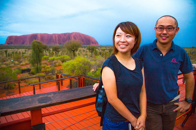 3-Day Red Centre Highlights Uluru