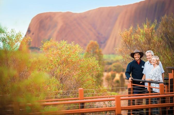 5-Day Inspiring Outback Australia: 4WD Journey from Ayers Rock to Alice Springs image