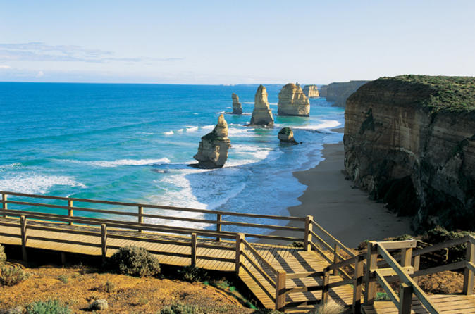 Melbourne to Great Ocean Road Trip with National Park Entry