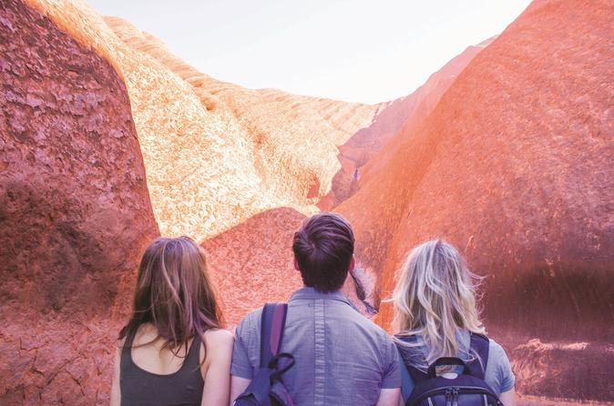 Uluru Guided Base Walk