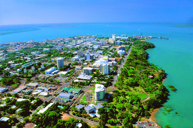 Darwin Australia  City new picture : ... historical tour of darwin including harbor cruise in darwin 118941