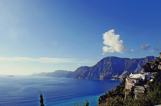 Private Tour: Pompeii and Amalfi Coast from Naples