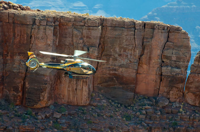 Small photo of Grand Canyon Helicopter Flight
