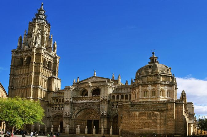 Skip the line to the Cathedral of Toledo