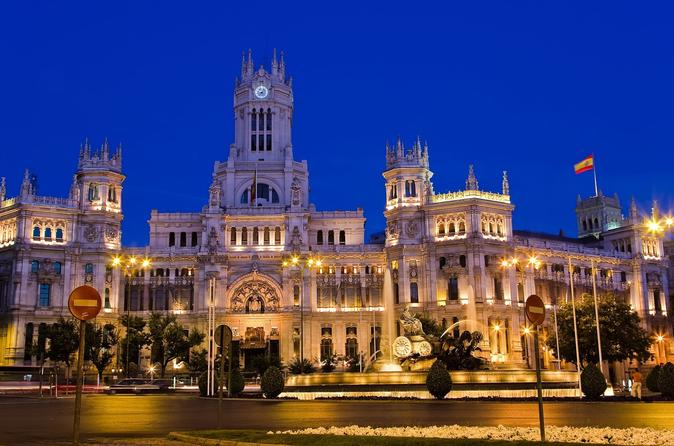 Super Saver Madrid City Tour Plus Madrid at Night