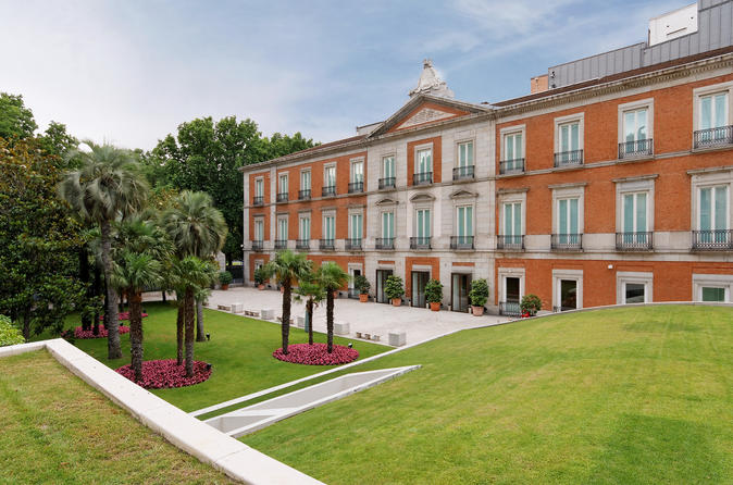 Thyssen-Bornemisza Museum of Madrid Guided Tour