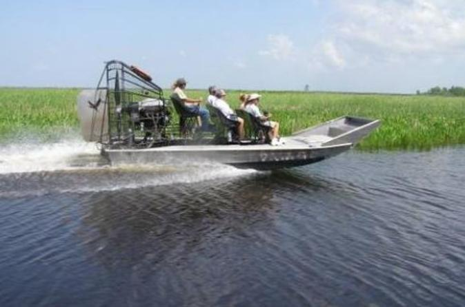 New-orleans-shore-excursion-post-cruise-half-day-airboat-combo-tour-in-new-orleans-107078
