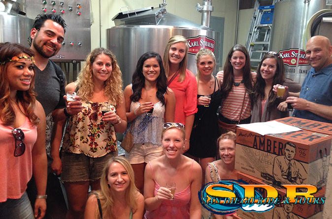 San Diego Beer Stroll Tour