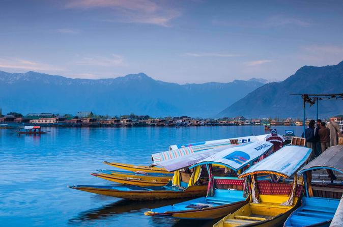 Private 4-Night Tour of Kashmir from Srinagar