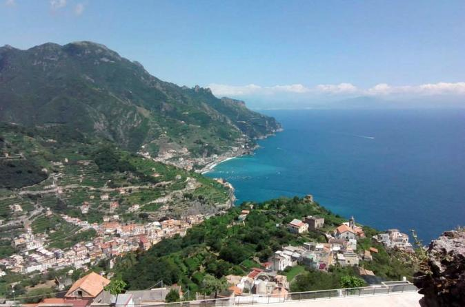 Amalfi Coast by Yacht from Sorrento