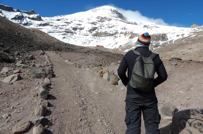 PRIVATE TOUR CHIMBORAZO MOUNTAIN AND DEVILS NOSE