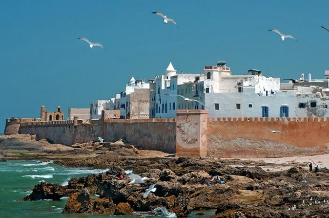 Private Tour Essaouira Day Trip from Marrakech