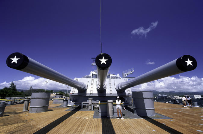 World War II Pearl Harbor Heroes Adventure Tour