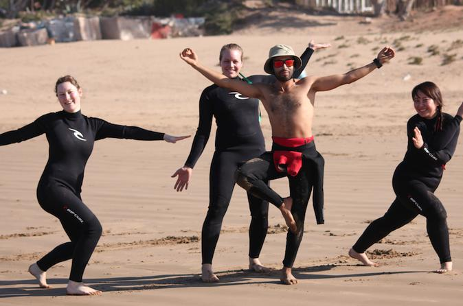 Surf and Yoga Camp 7 nights in Tamraght Morocco